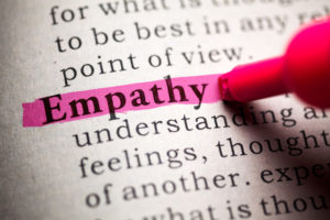 Empathy: Finding It