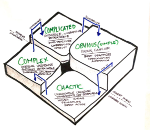 Navigating Complexity aka Cynefin for Dummies