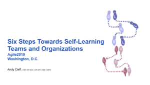 Resource Links: Six Steps Towards Self Learning Teams and Organizations